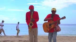 [Cover] Three Little Birds - Bob Marley Jamaica Negril beach cover