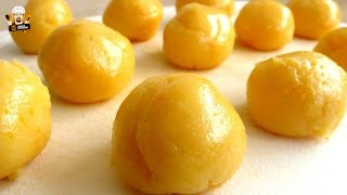 HOW TO MAKE YEMA - 3 INGREDIENTS