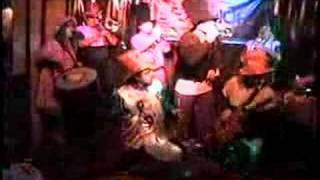murga, batucada, covers - LA KRUSTY - como Ali