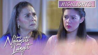 Divina shares to Grace why she has a grudge on the Villaluna's   Nang Ngumiti Ang Langit