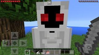 I FOUND ENTITY 303 in Minecraft Pocket Edition! [Short Horror Film]