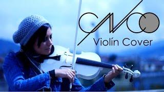 CNCO (Bailemos) ❤ en VIOLIN!!