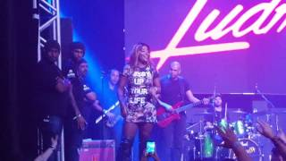 Me assume ou me esquece/We Found Love - Ludmilla (Live on Brook's SP)