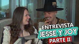 """Jesse & Joy en Radio Disney - """"Ecos de Amor y Dueles nacieron en inglés"""""""