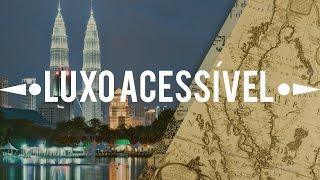 Viagens de luxo acessível