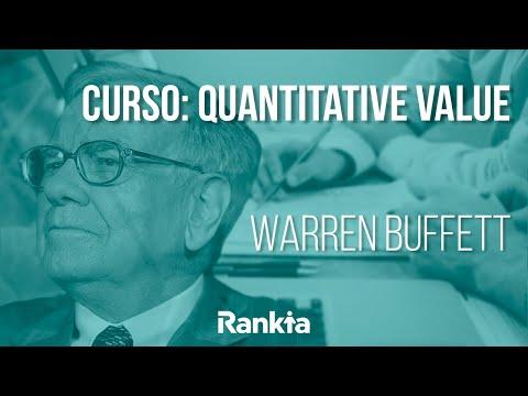 Carles Figueras nos enlaza el mundo de la inversión discrecional con el mundo quantitative. A lo largo de este vídeo aprenderemos por qué Warren Buffett ha tenido tanto éxito como inversor y los motivos por los que selecciona unas acciones y no otras.