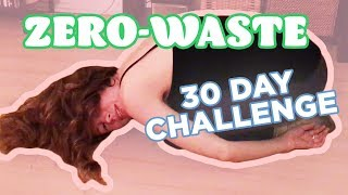 I Tried To Make Zero Trash For 30 Days