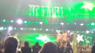 Mustafa Ali 205 Live Entrance!
