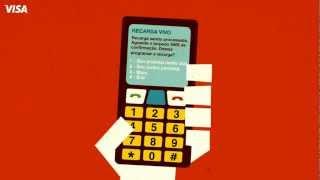 Recarga Celular - Visa e Vivo