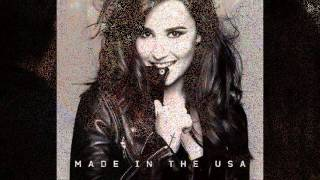 Demi Lovato Made In The USA (Video Lyrics Special Edition) TEASER