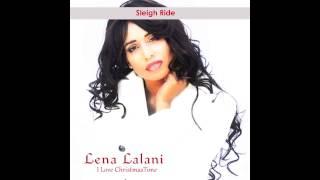 Lena Lalani - Sleigh Ride feat. Demann [Official Lyric Video]