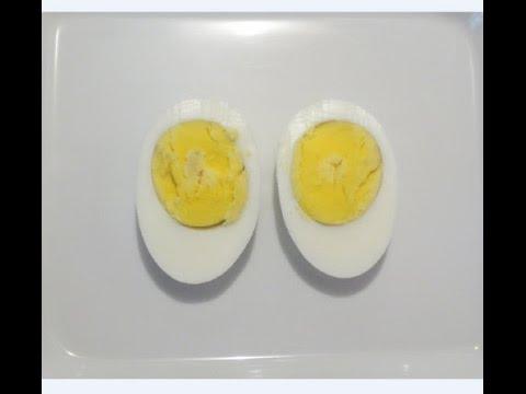 سلق البيض بغير هذه الطريقه خطأ فادح