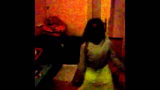 La fille qui danse