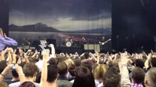 The Killers - Mr Brightside Live Newcastle 04/11/12
