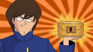 If Yu Gi Oh was made by EA