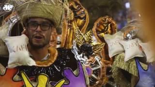 Em busca dos sonhos! Gaviões valoriza migrantes de São Paulo em desfile | Carnaval 2017