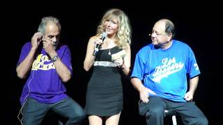 Cheech and Chong live 2010 gassing with Shelby