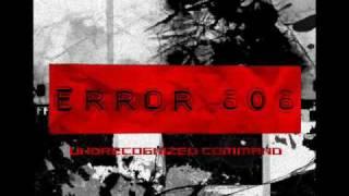 Error 808 bass attack