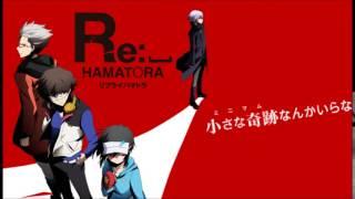 Re: Hamatora Opening Full - Sen No Tsubasa lyrics (CC)