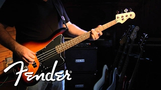 Squier Vintage Modified Jaguar® Bass Special Demo Two | Fender