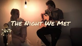 The Night We Met - Lord Huron (Bare Os Cover)