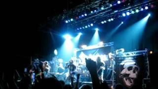 Sabaton - Price of a mile Live @ 013 Tilburg 27.02.09