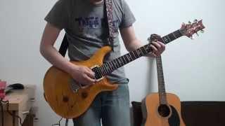 【Guitar】 AEROSMITH / Jaded 【Cover】