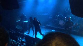 Motionless in White Devils night Nottingham 2016