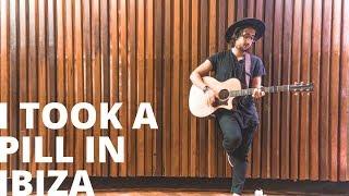 I Took A Pill In Ibiza - Mike Posner (Zeeba cover acústico) Nossa Toca