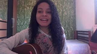 """""""Você Não Vale Nada"""" Zé Felipe Part. Mc Menor ( Maria Gabriella - Cover )"""