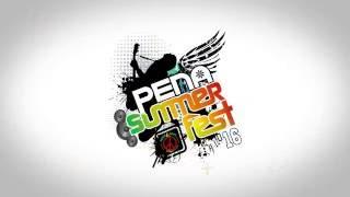 PenaSummerFest 2016 - 10 Agosto - Ribeira da Pena (Vídeo Spot)
