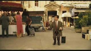 O Mr Bean dançando na França