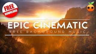 📯Epic Cinematic - Orange Free Music | No Copyright Music | Royalty Free Music | BGM | Instrumental
