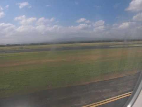 Taca Ailrines Managua Arrival Part 2/2