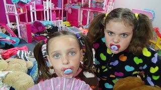 Bad Baby Victoria Messy Toy Room Fail Annabelle Toy Freaks Family Hidden Egg