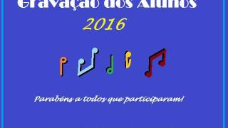 Gravação Alunos 2016 - Nina - Na Floresta (O Leão Dorme hoje a noite)
