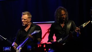 METALLICA - Hardwired - Live from The House of Vans, London - 18 November 2016