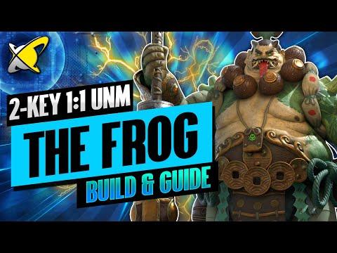 """2-KEY 1:1 UNM"" Toragi The Frog Build, Guide & Masteries | Best Epic Champions |RAID: Shadow Legends"
