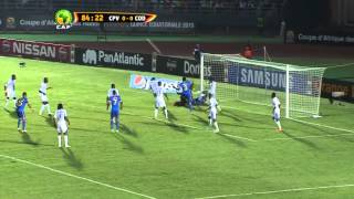 Cape Verde vs D.R. Congo 0:0 (AFCON 2015)
