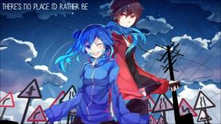 ♪ 「Nightcore」- Rather Be (Female Version)