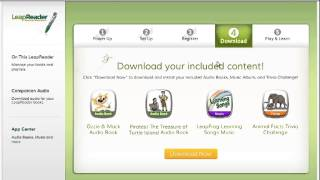 How to Set Up Your LeapReader Reading and Writing System   LeapFrog