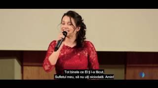 Luiza Spiridon  - Lobe den Herrn, meine Seele (Laudă sufletul meu pe Domnul)