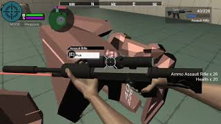 Game Kit Controller (GKC): Melee weapon option preview 2.4d