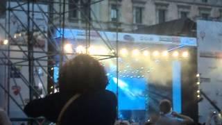 Eros Ramazzotti- Più bella cosa (live)