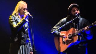 """Coheed and Cambria - """"2's My Favorite 1"""" [Acoustic Feat. Chondra Sanchez] (Live in L.A. 2-22-13)"""