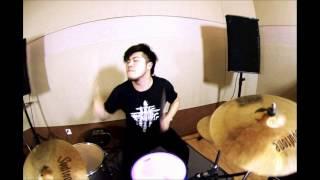 Wanwan - SiM - EXiSTENCE【神撃のバハムートGENESIS】Drum Cover