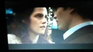 Twilight the last scene
