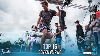 Boyka v PWG - Top 16 | Super Ball 2018