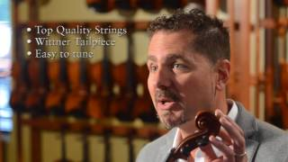 Ronald Sachs Violins - Instruments and Rentals
