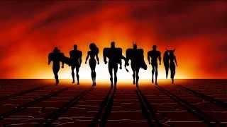 Liga da Justiça Abertura Original